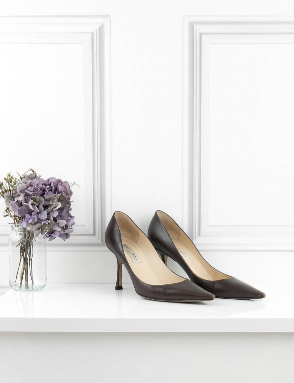 JIMMY CHOO SHOES Classic pointy Pump