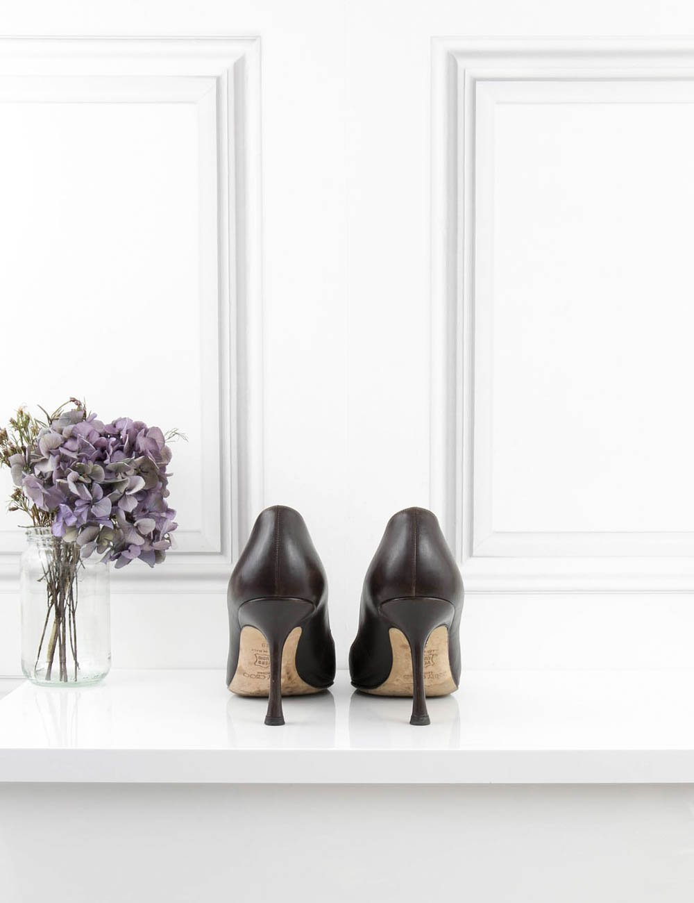 JIMMY CHOO SHOES Classic pointy Pump 6UK- My Wardrobe Mistakes