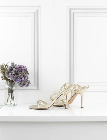 JIMMY CHOO SHOES Open-toed sandals