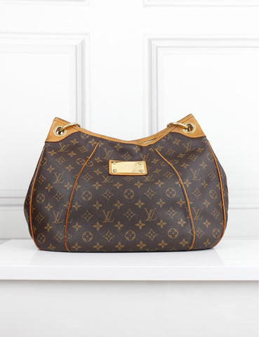 Louis Vuitton brown Galliera GM monogram bag- My Wardrobe Mistakes