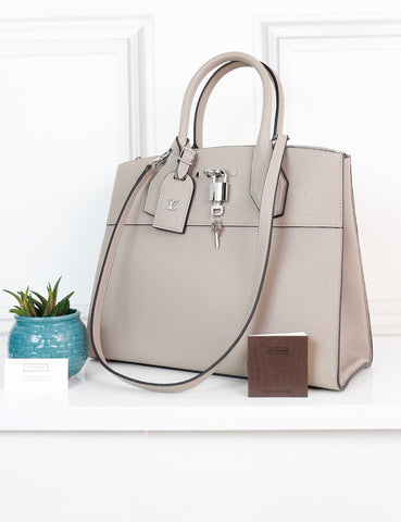 LOUIS VUITTON BAGS One size / Grey LOUIS VUITTON City Steamer