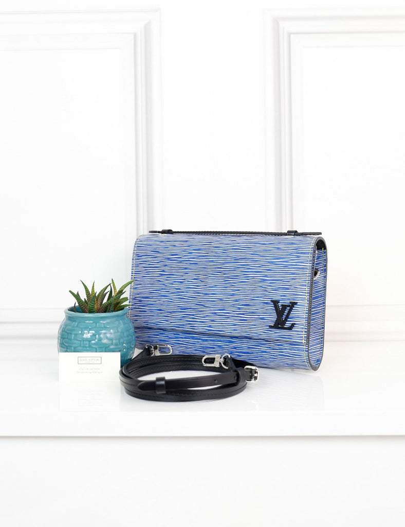 LOUIS VUITTON BAGS One size / Multicolour LOUIS VUITTON Clery Epi Denim Bag