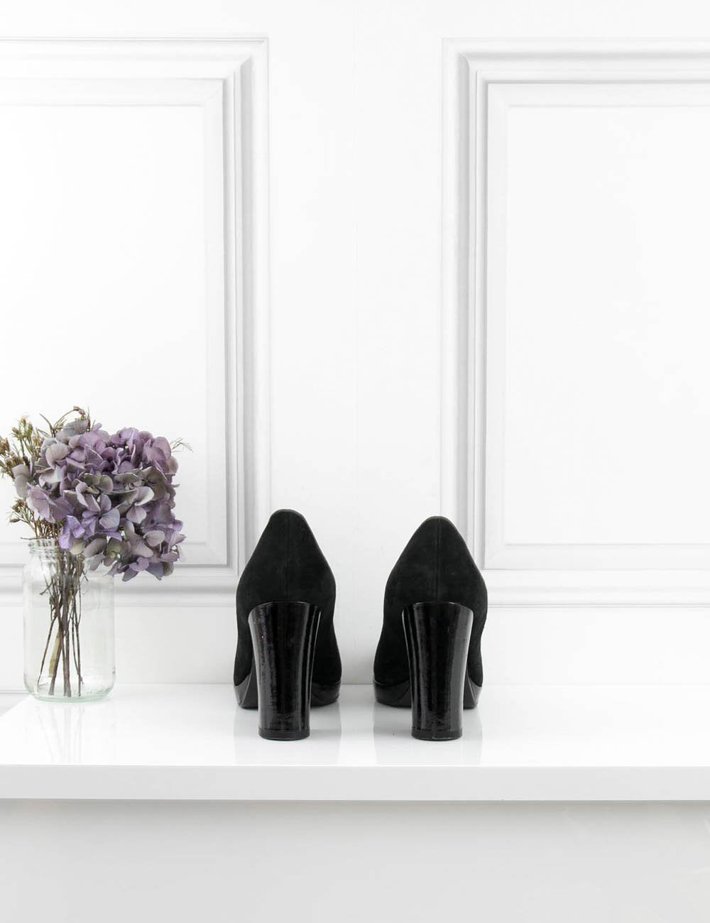 MARC BY MARC SHOES Chunky heeled pump
