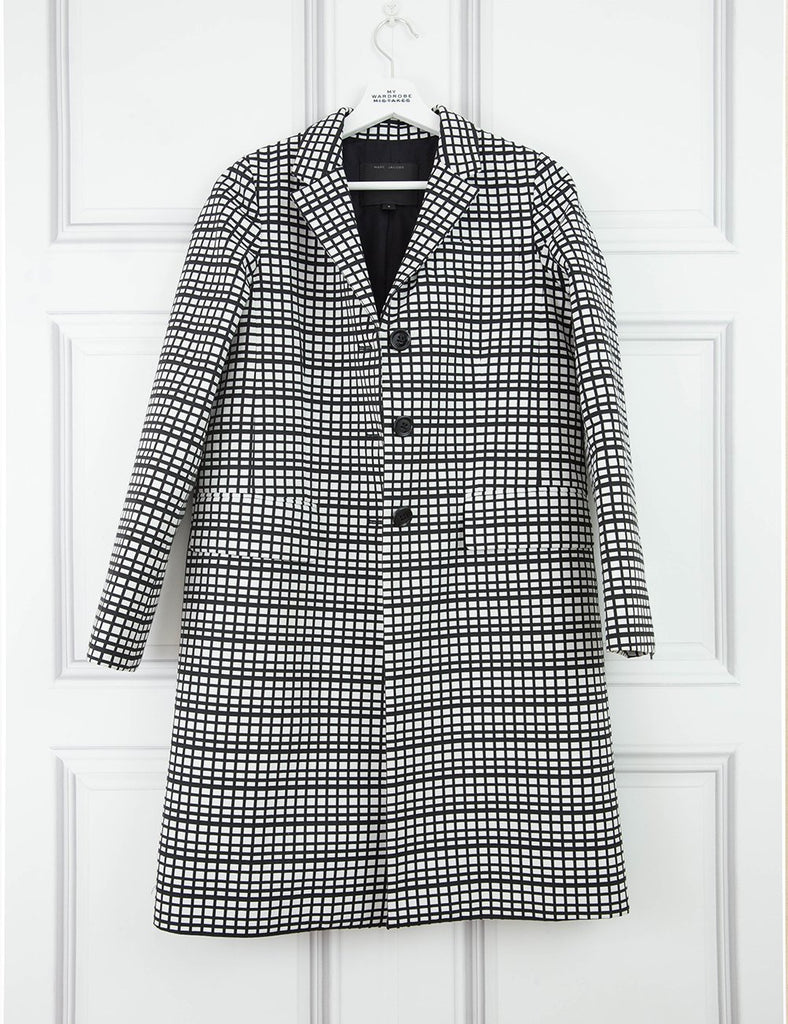 MARC JACOBS CLOTHING Single breasted coat