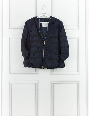 MONCLER CLOTHING Light bomber jacket