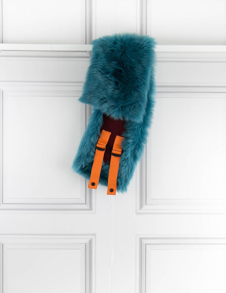 PETER PILOTTO ACCESSORIES Faux Fur Collar