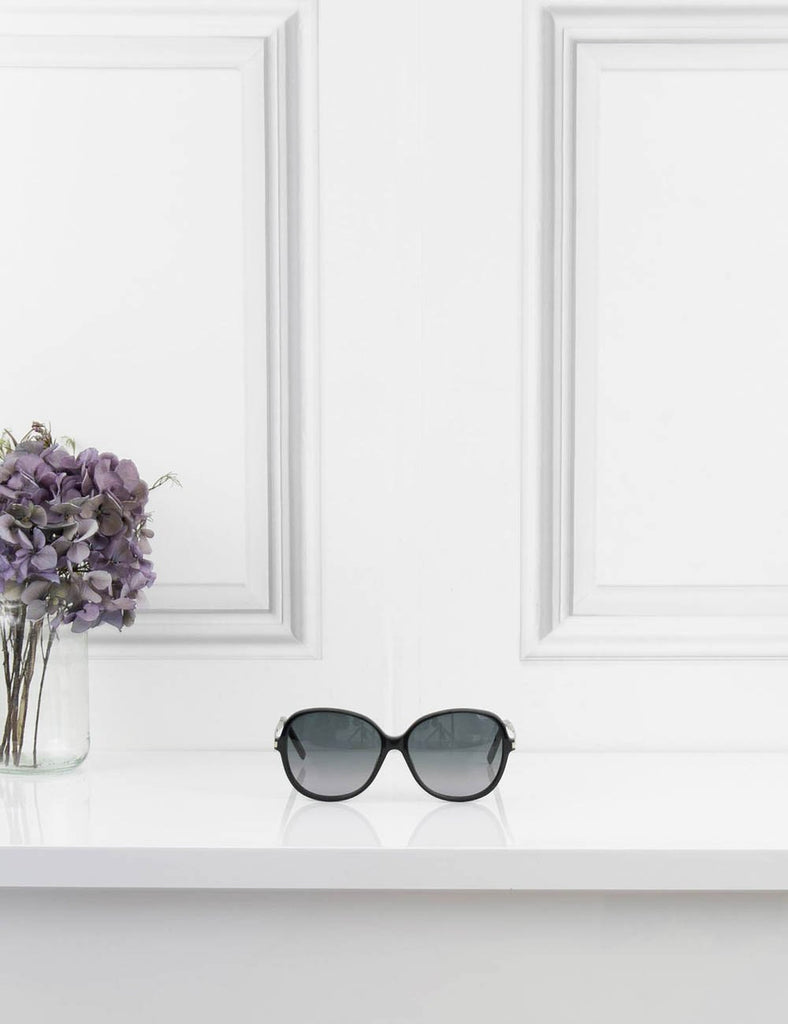 SAINT LAURENT ACCESSORIES Cat eye Sunglasses