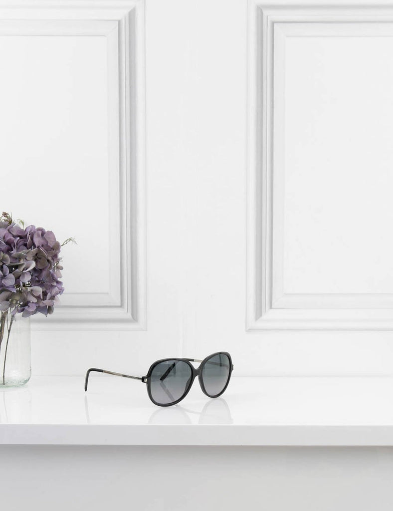 SAINT LAURENT ACCESSORIES Cat eye Sunglasses- My Wardrobe Mistakes