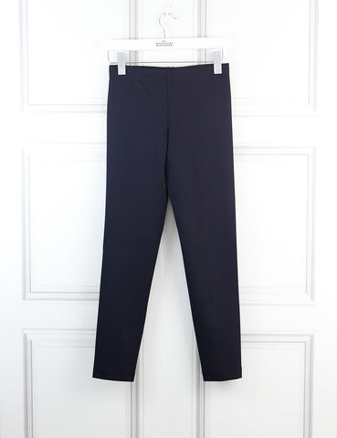The Row black Helda pants 8Uk- My Wardrobe Mistakes