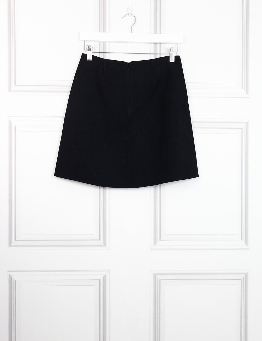 Theory black A-line skirt 6UK- My Wardrobe Mistakes