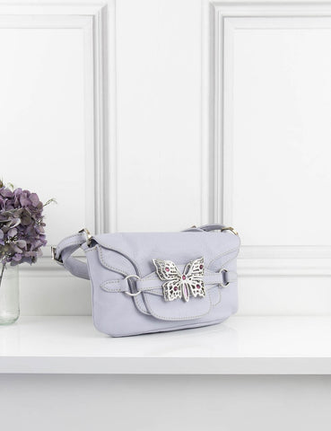 VALENTINO BAGS Shoulder bag with butterfly detail