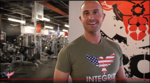 IDN Army Impromptu Workout at Extreme Iron Pro Gym