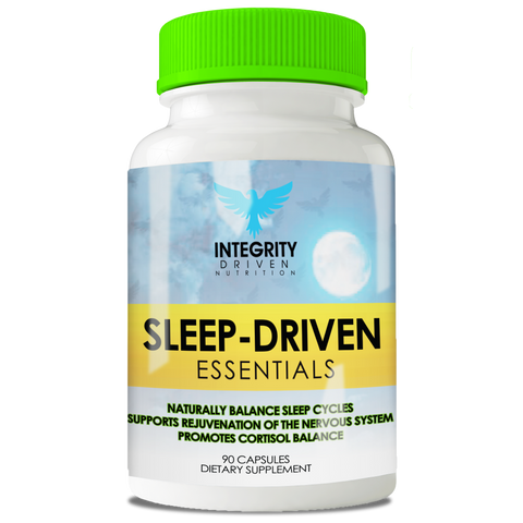 SLEEP DRIVEN REM SLEEP AID