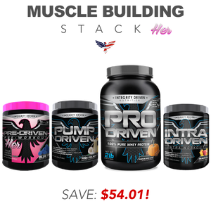 MUSCLE BUILDING STACK HER
