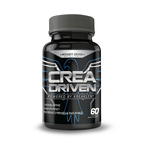 CREA-DRIVEN CONCENTRATED CREATINE