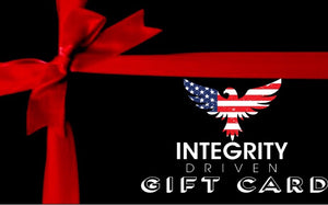 Integrity Driven Gift Card