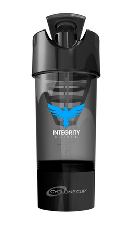 Integrity Driven Cyclone Cup