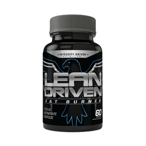 LEAN DRIVEN FAT BURNER - BLACK