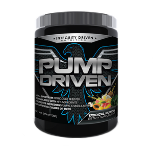 PUMP DRIVEN (Non-Stim Pre-Workout)