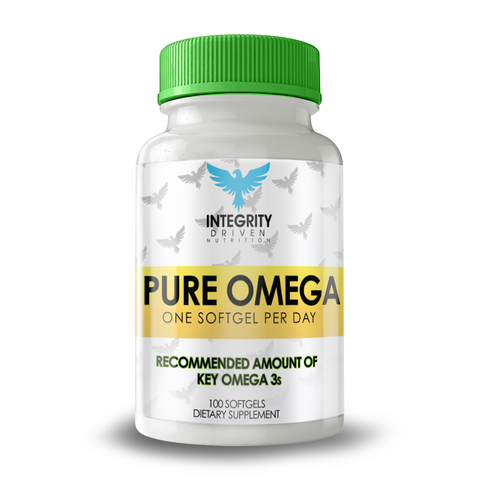 PURE OMEGA ESSENTIAL FATTY ACIDS