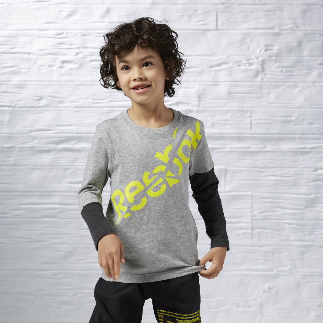 Boy's Long Sleeve Tee