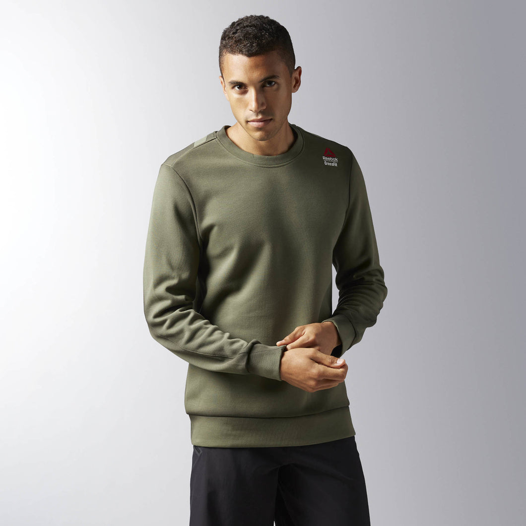 Reebok CrossFit Fleece Crew Neck Shirt