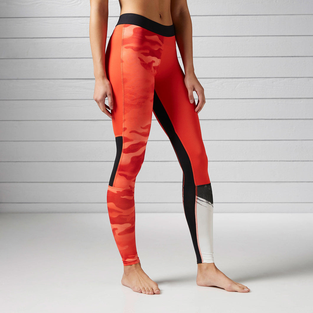 Camo Compression Tight