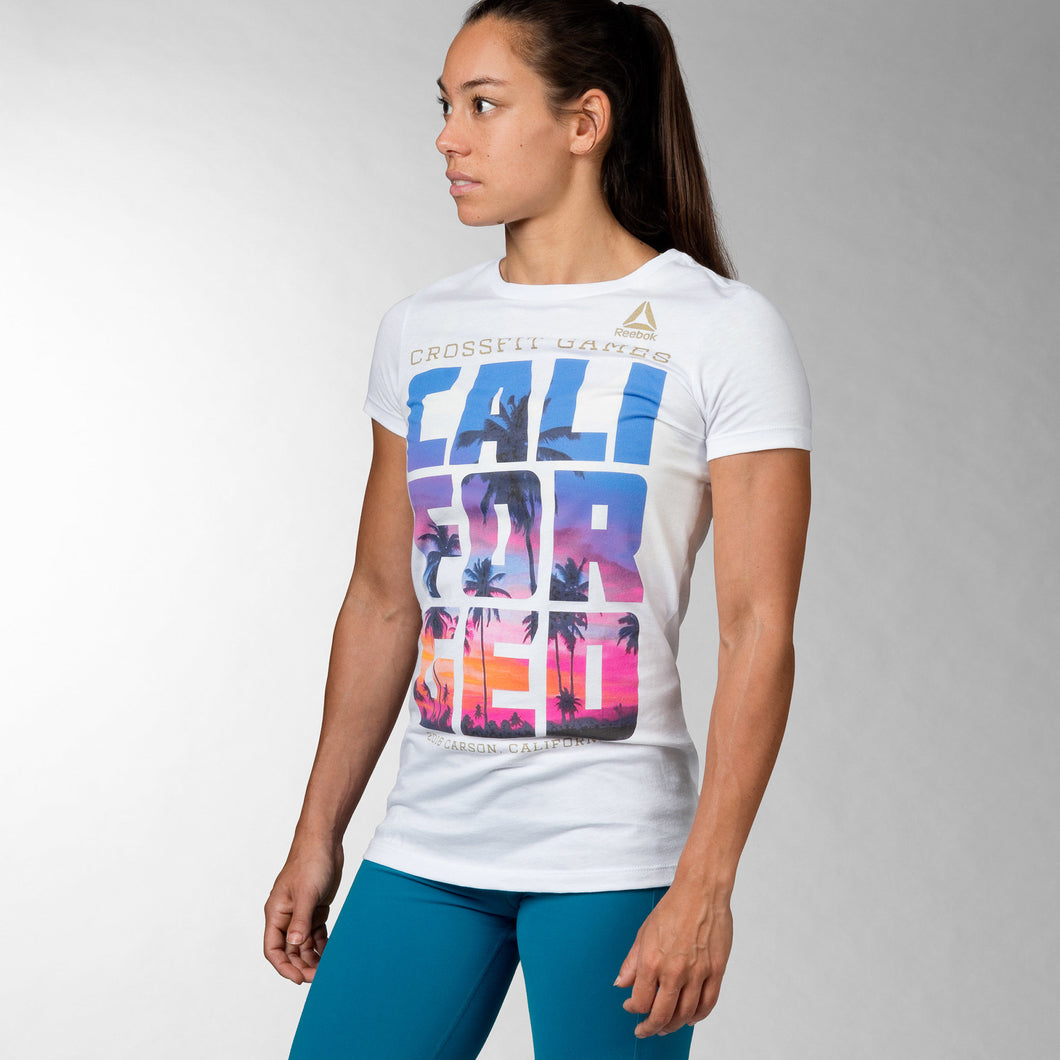 2016 Reebok CrossFit Games Cali Forged Tee