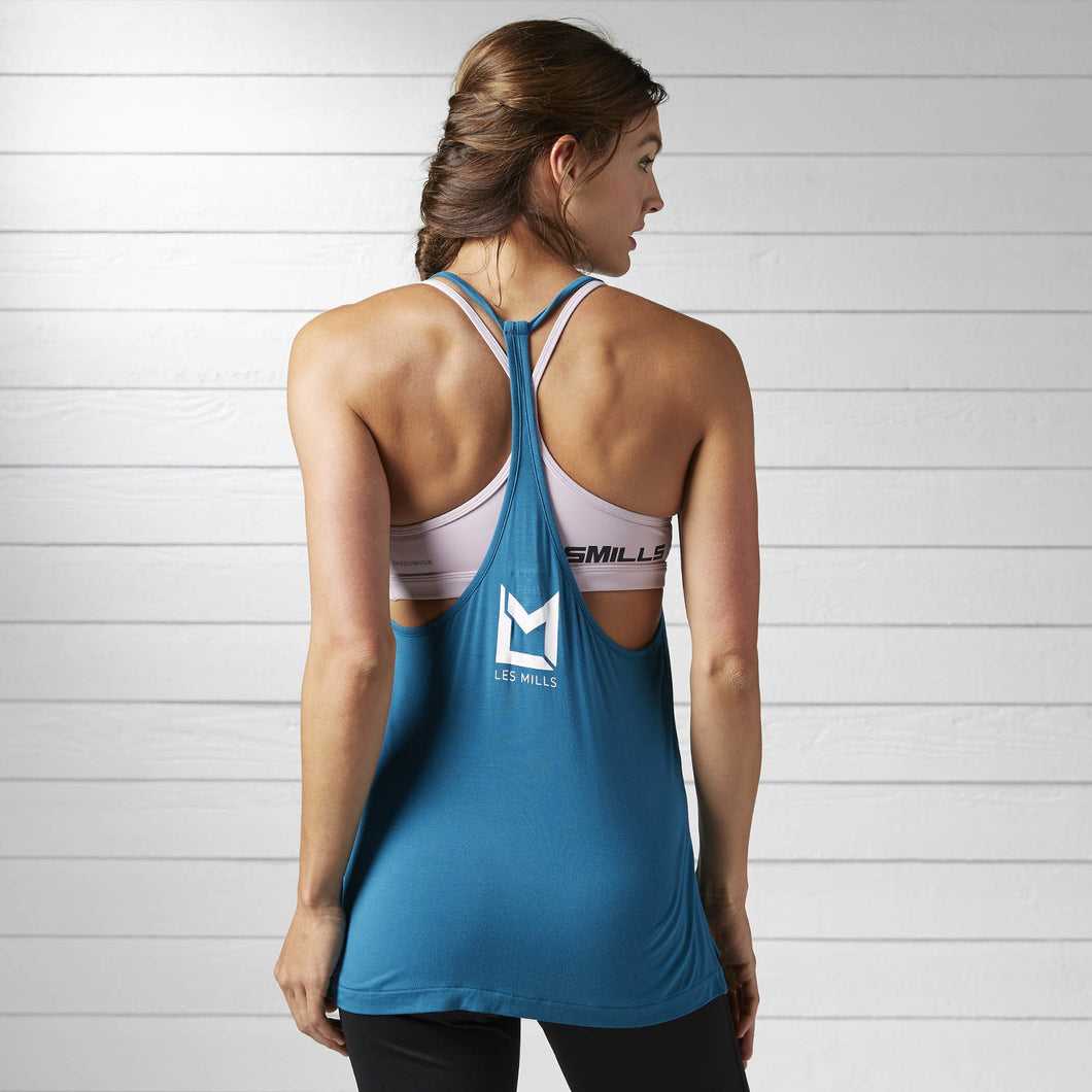 LES MILLS Strappy Tank