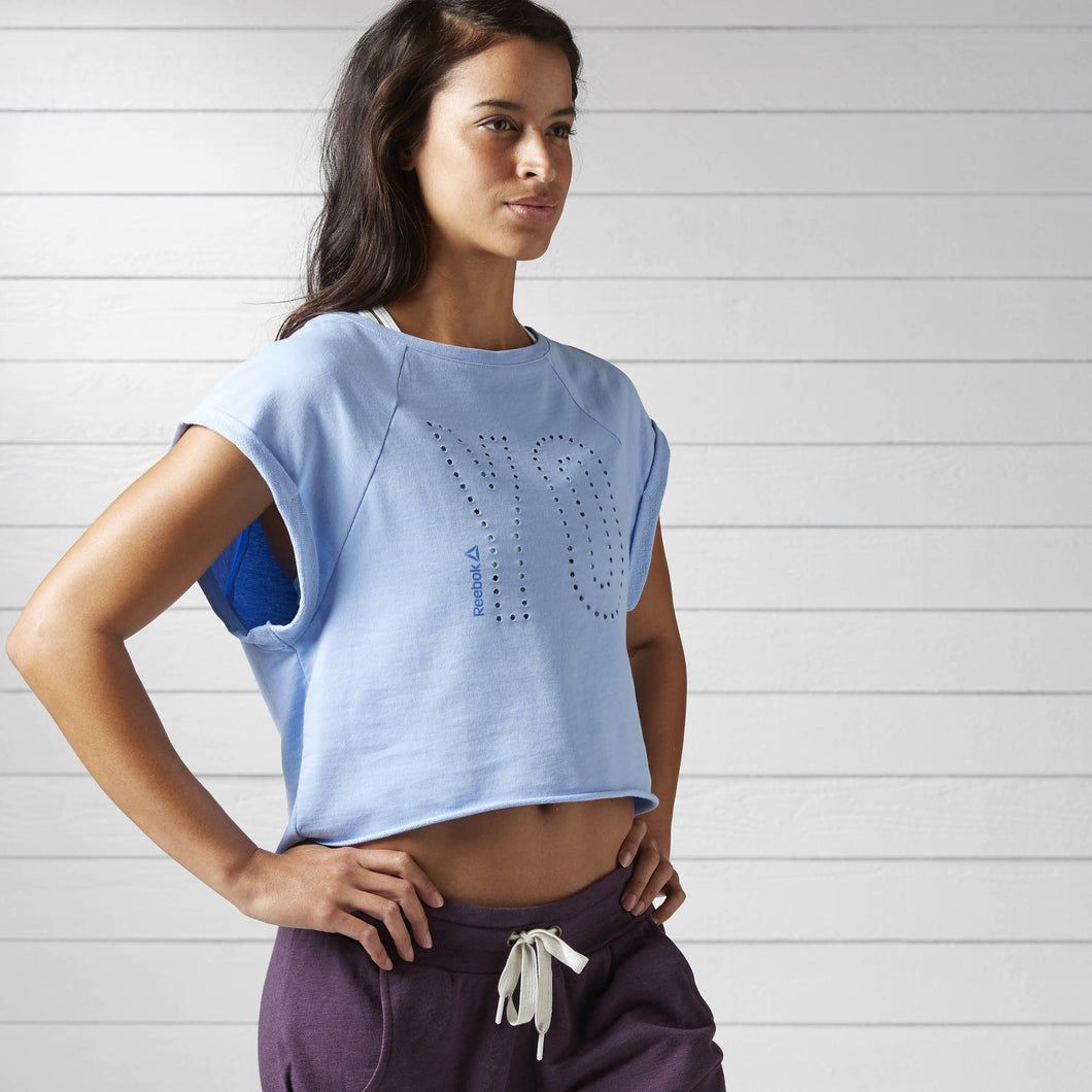 Yoga French Terry Tee