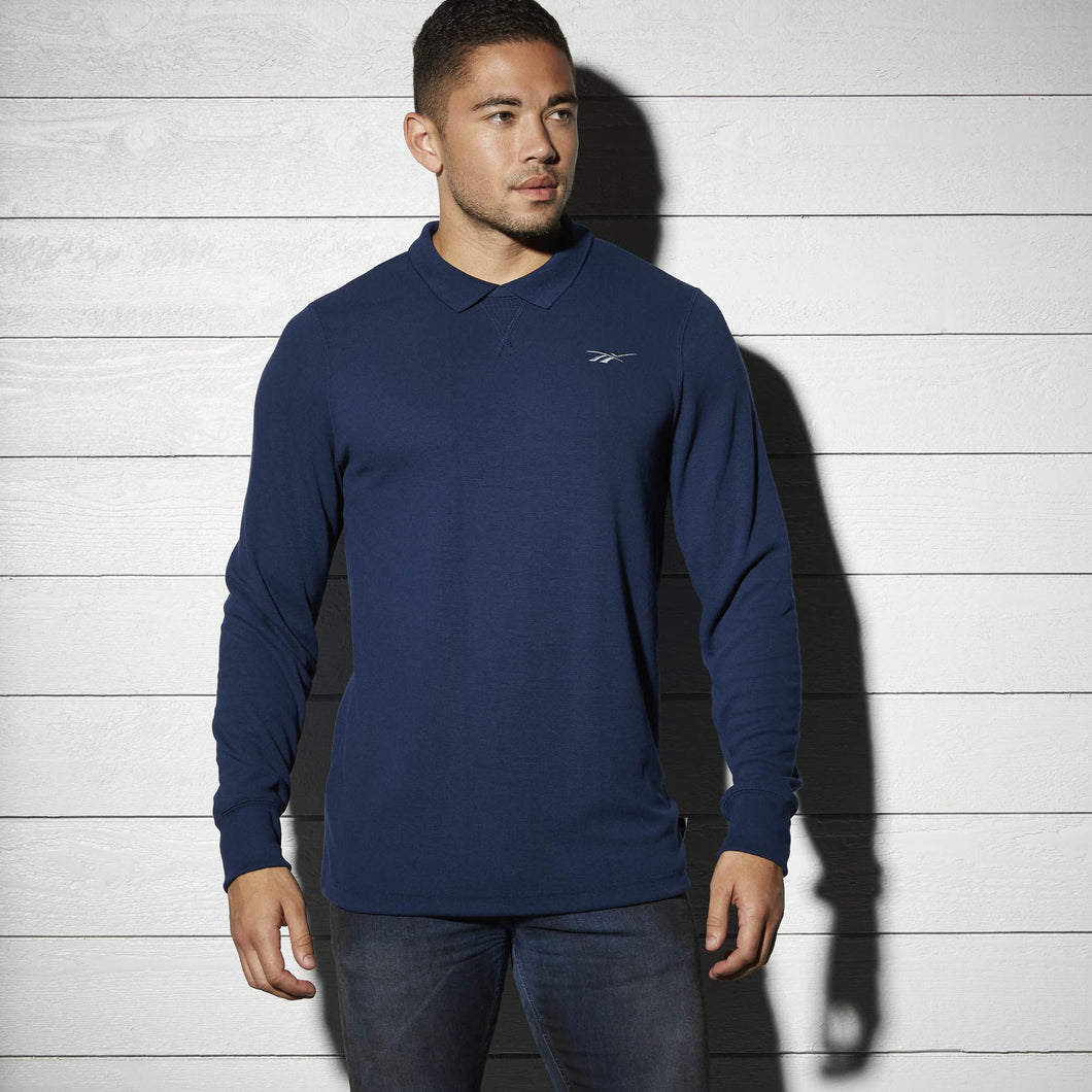 Drill Long Sleeved Shirt