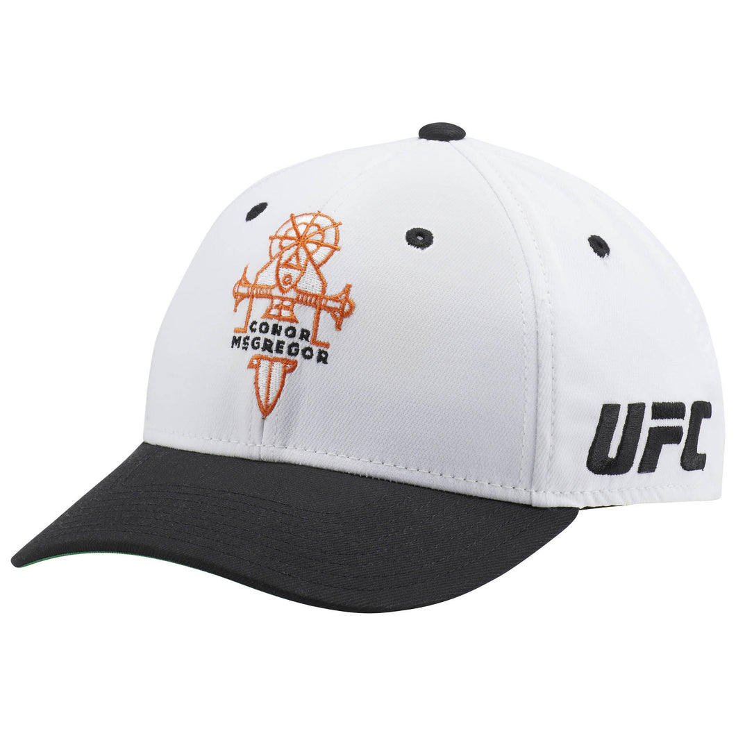UFC Ultimate Fan Structured Adjustable Hat