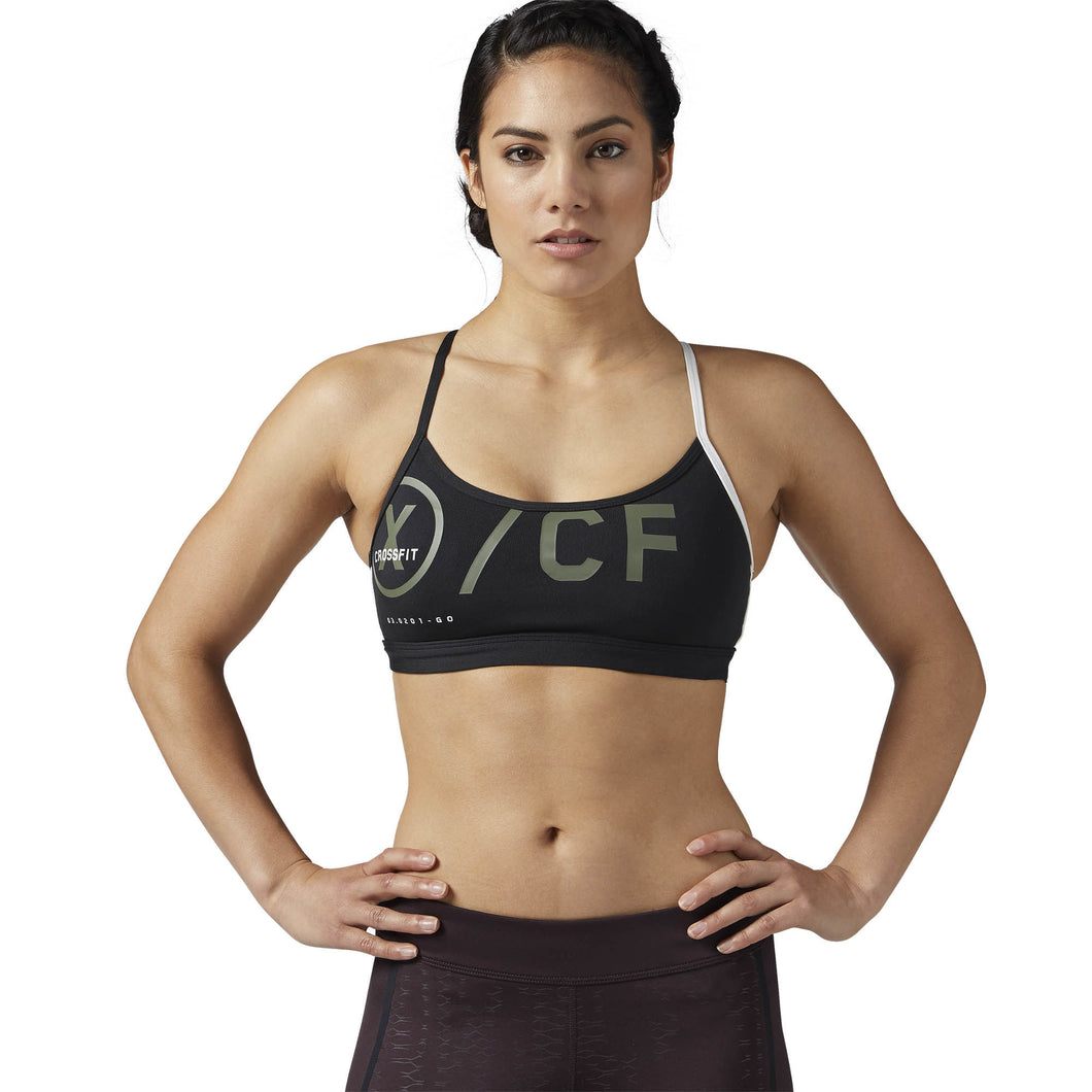 Reebok CrossFit Strappy Sports Bra