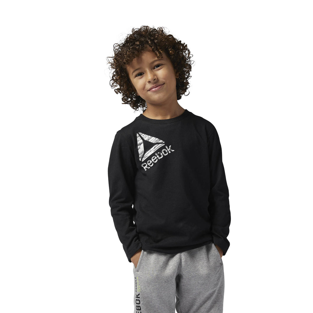 Boy's Essentials Long Sleeve Shirt