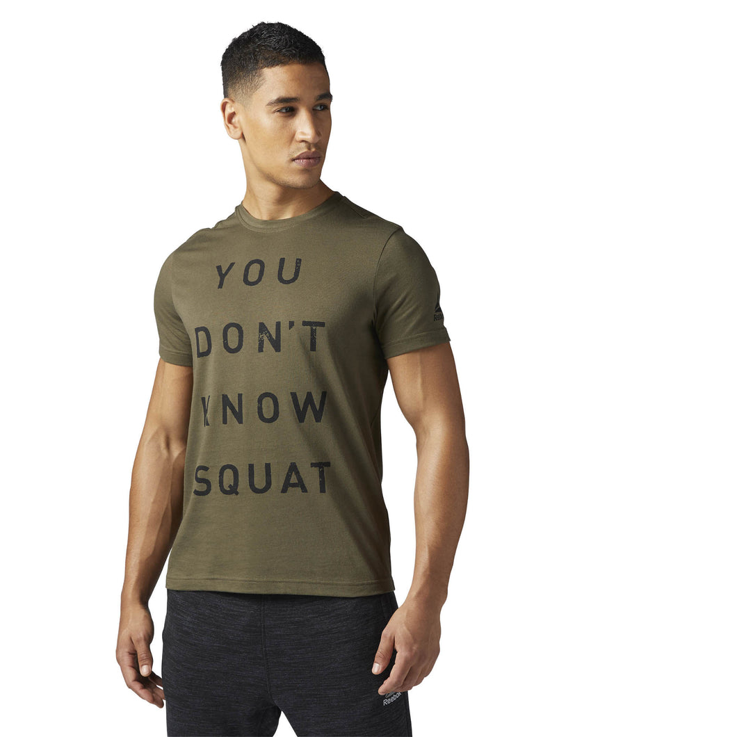Dont Know Squat Tee