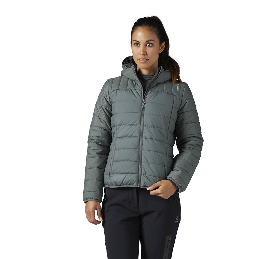 Outdoor Padded Bomber Jacket