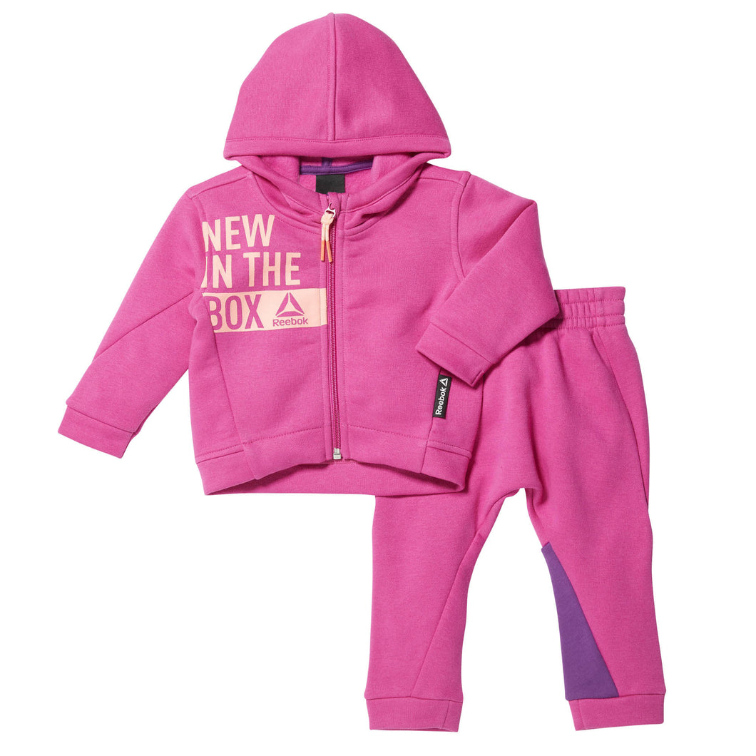 Elements Infant Full Zip Hoodie Set