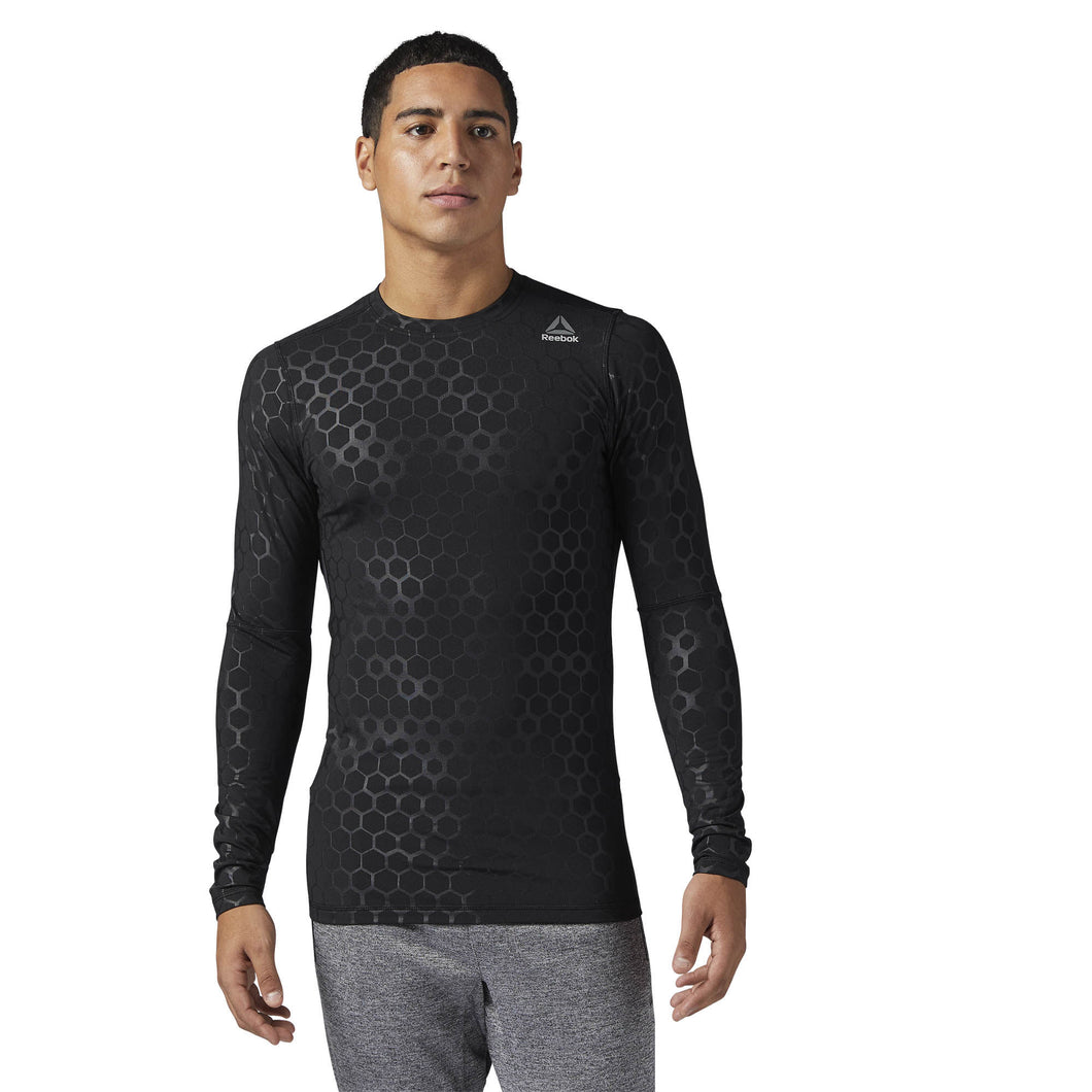 HEXAWARM Compression Long Sleeve Tee