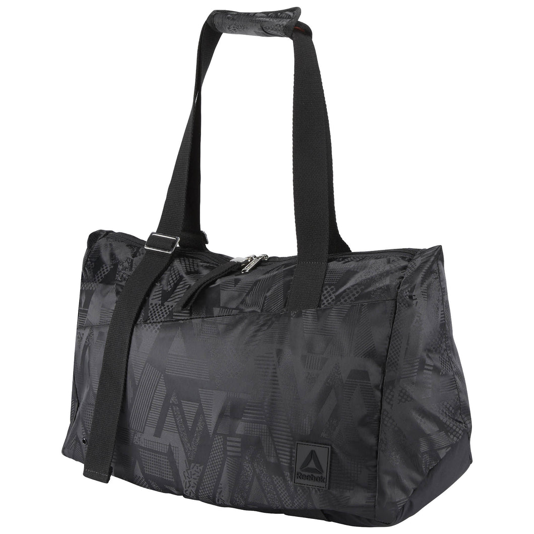 Lead & Go Graphic Grip Duffle Bag