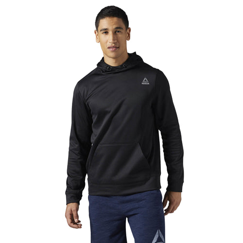 Workout Ready Fleece Tech Hoodie