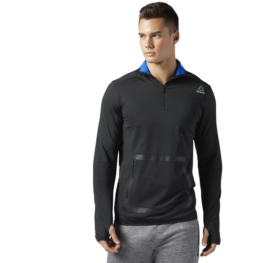 HEXAWARM 1/4 Zip Top