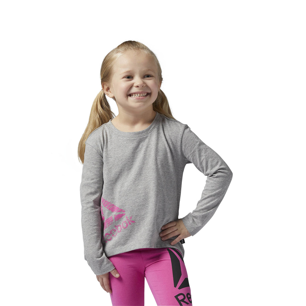 Girls Essentials Long Sleeve Shirt