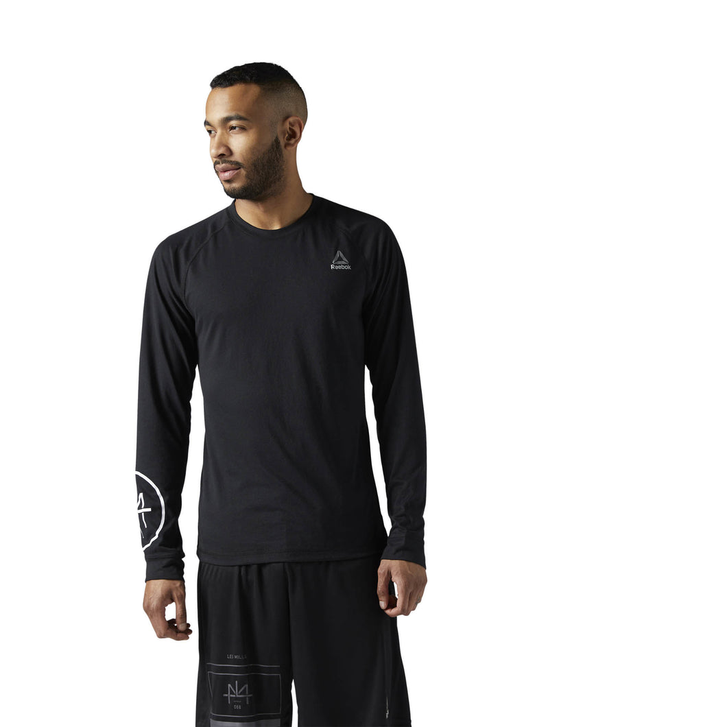 LES MILLS Graphic Long Sleeve Shirt