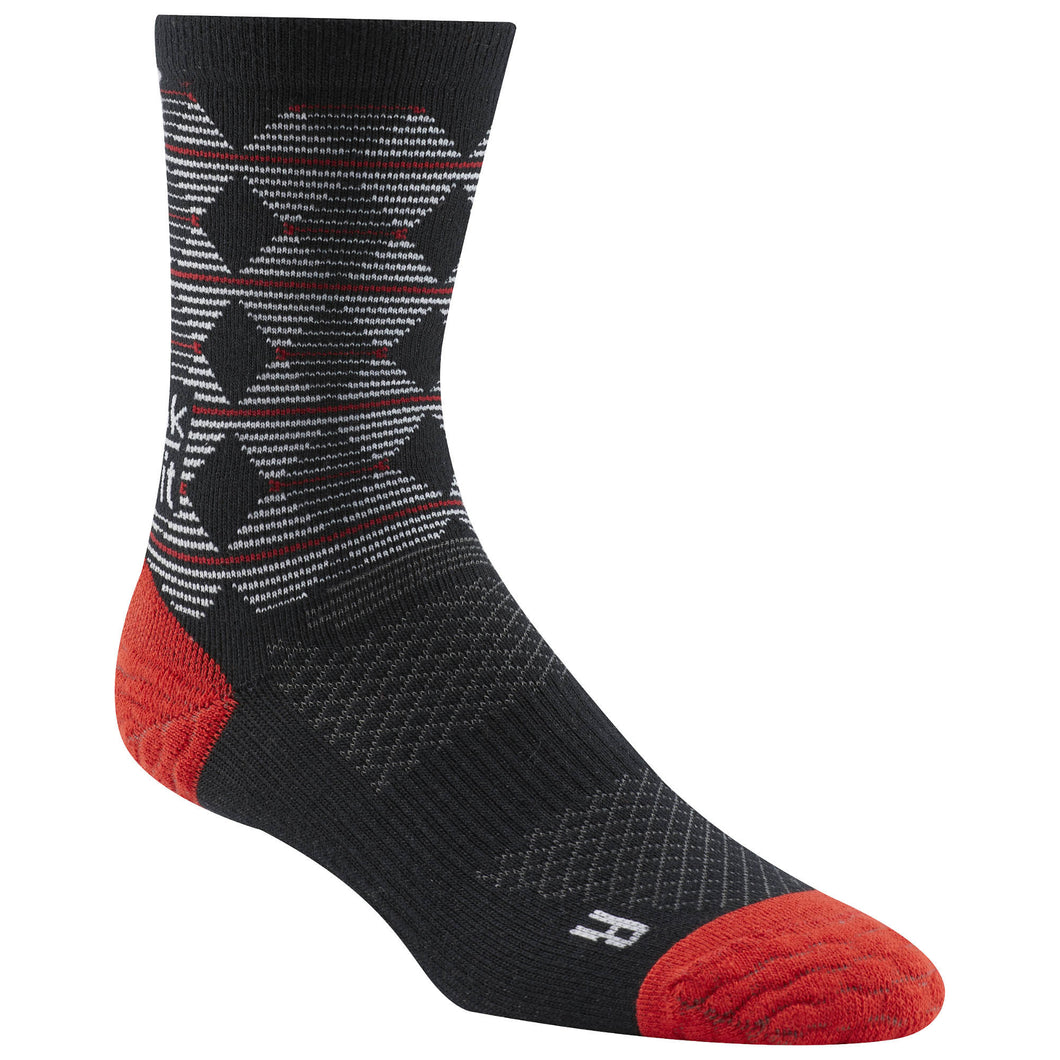 Reebok CrossFit Engineered Crew Sock