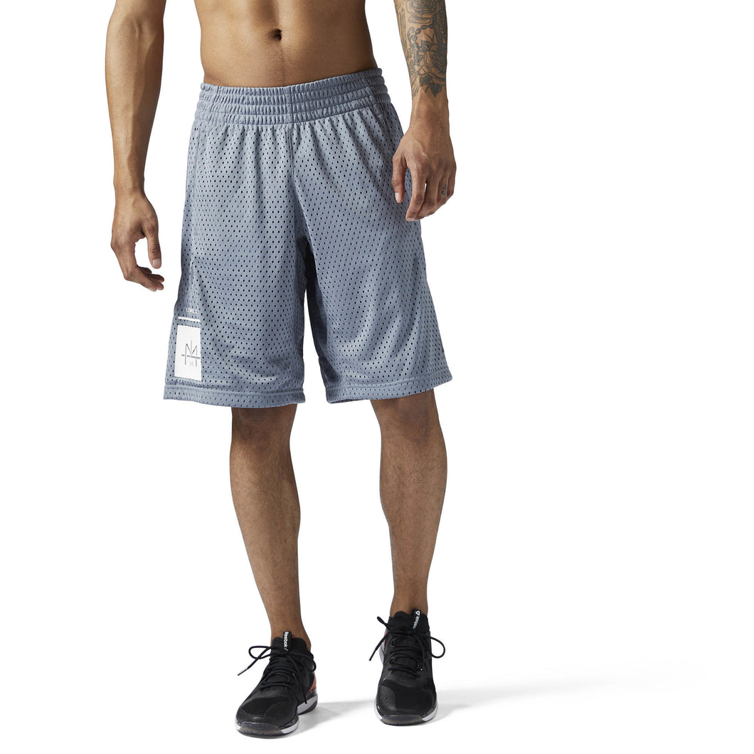 LES MILLS Mesh Basketball Shorts