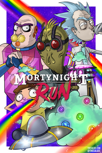 Mortynight Run - Rick and Morty