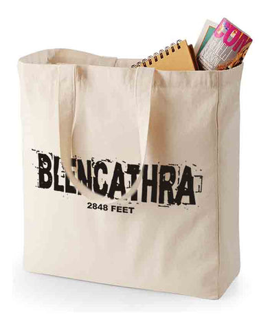 Blencathra canvas shopping bag