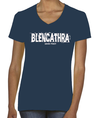 Blencathra women's v-neck t-shirt