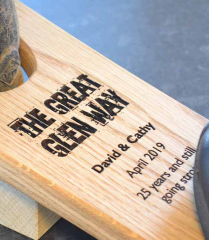 Great Glen Way boot jack