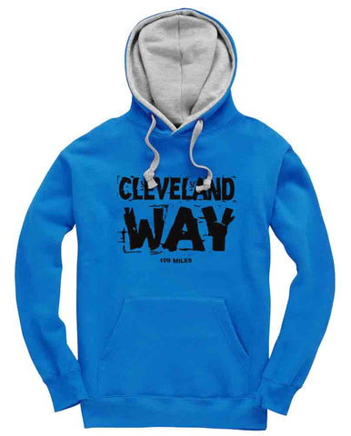 Cleveland Way hoodie